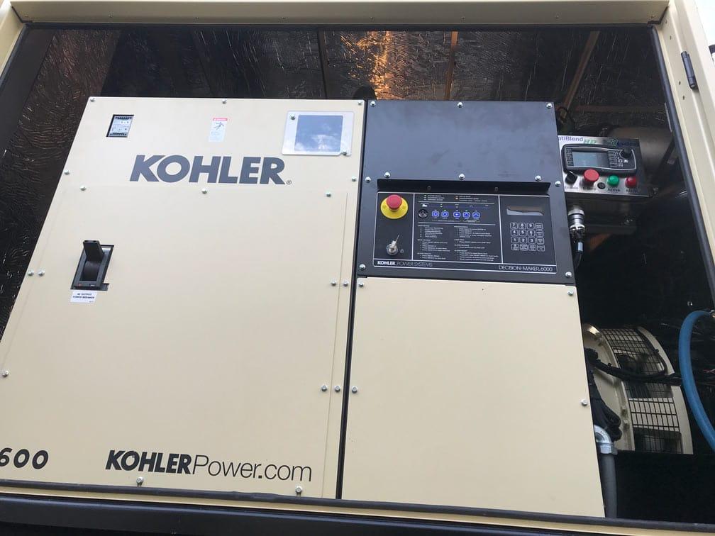 20 Hp Kohler Engine Cracked Block
